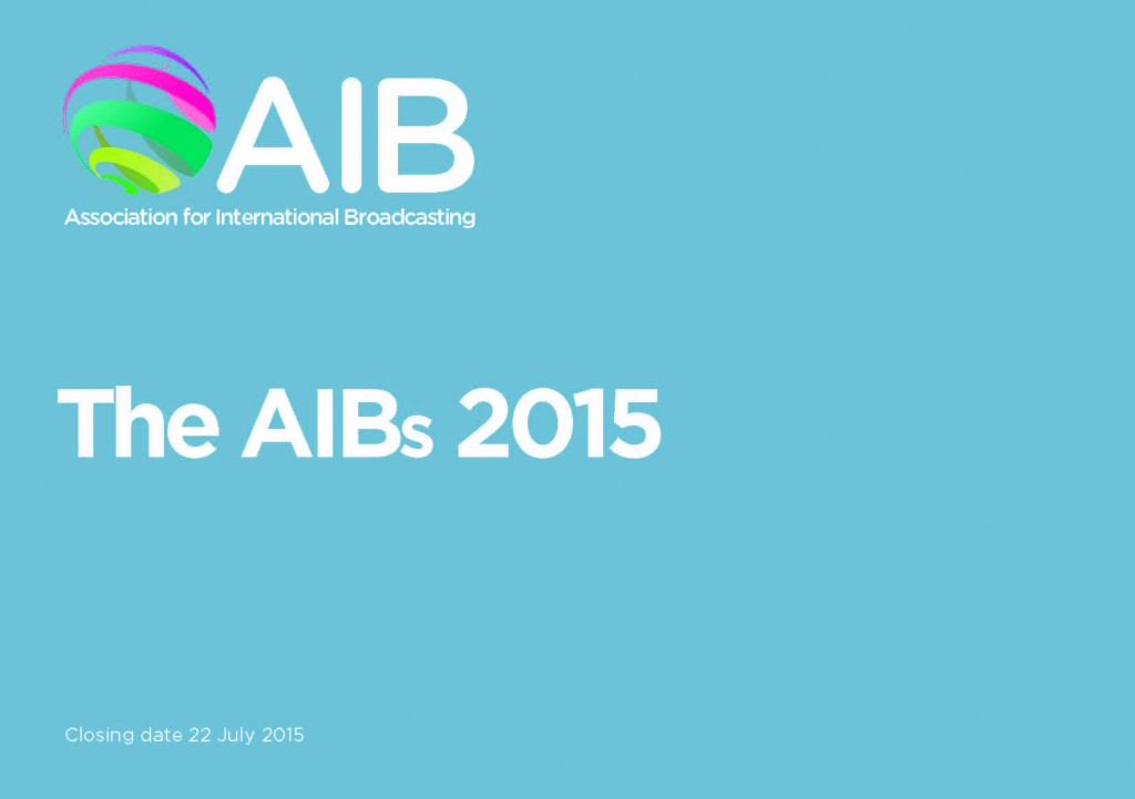 The_AIBs_2015_entry_book