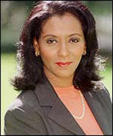 Zeinab Badawi, Journalist/Presenter, BBC World News