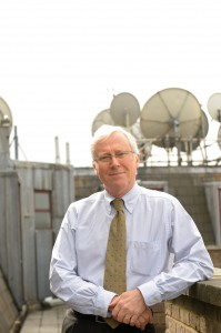 Photo of David Treadway, Managing Director, WRN Broadcast