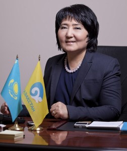 Photo of Nurzhan Mukhamedzhanova