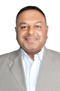 Photo of Naveen Chandra, Head of International Business, Times TV Network, India