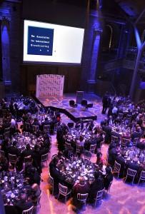 AIBs 2013 gala awards dinner at LSO St Luke's - 2